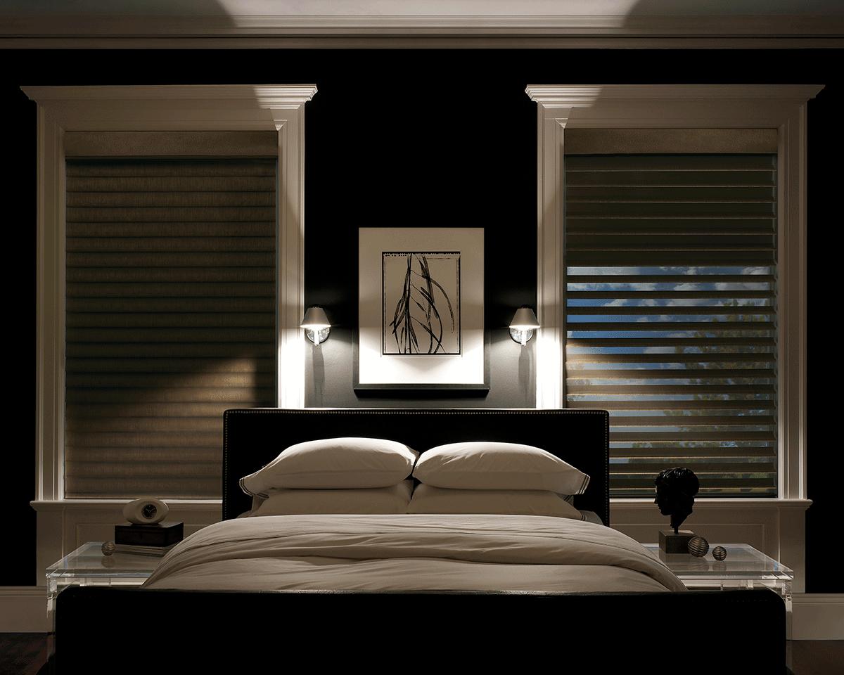 Master Bedroom Shades