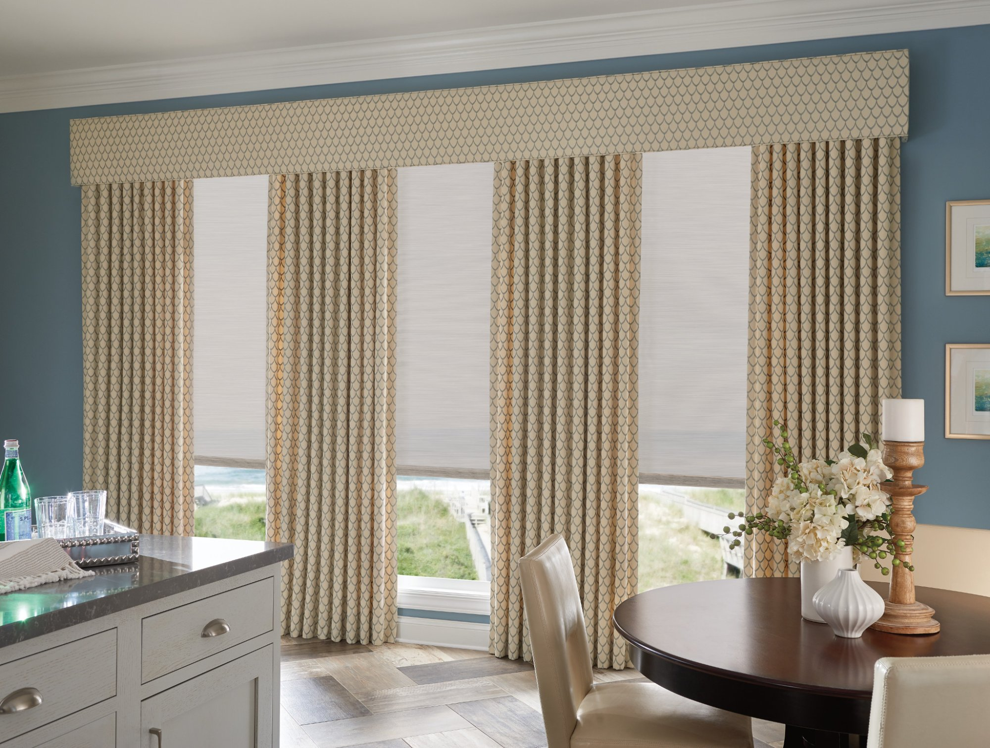 Solar Shades and Drapes