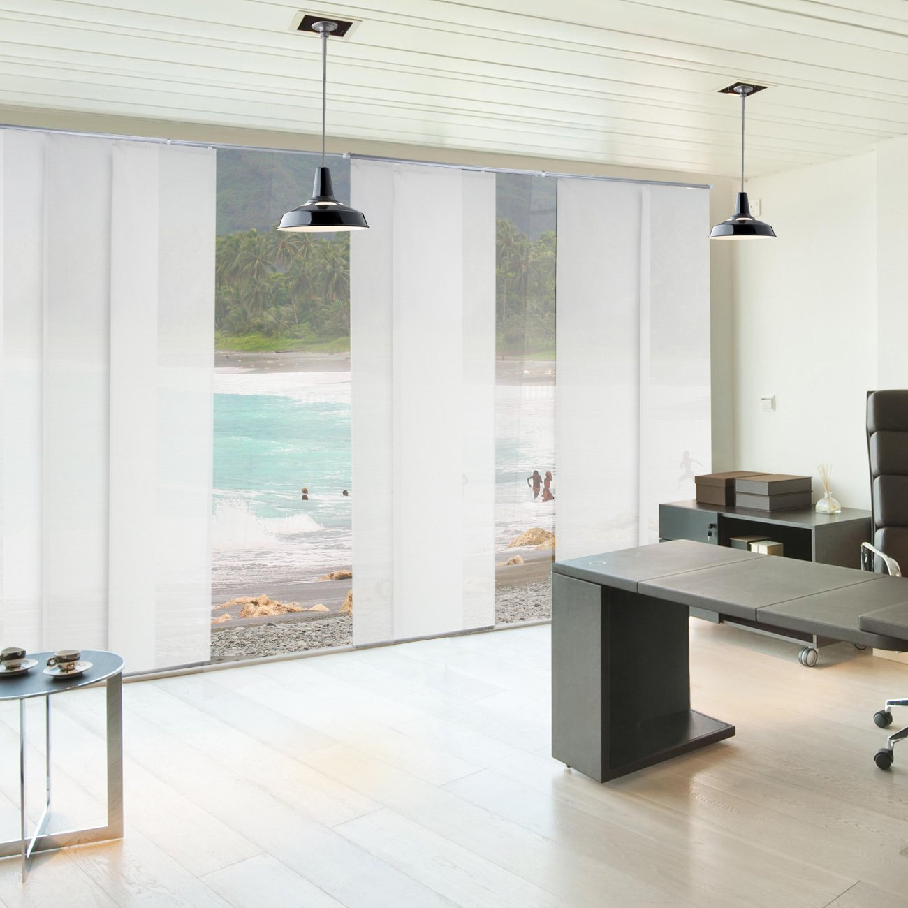 Office Sliding Shades