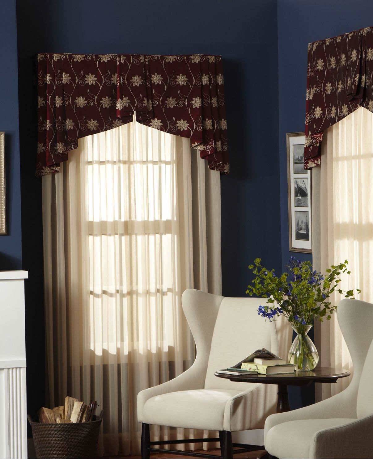 Valances and Sheers