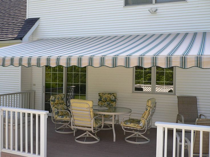 SunSutter Awnings