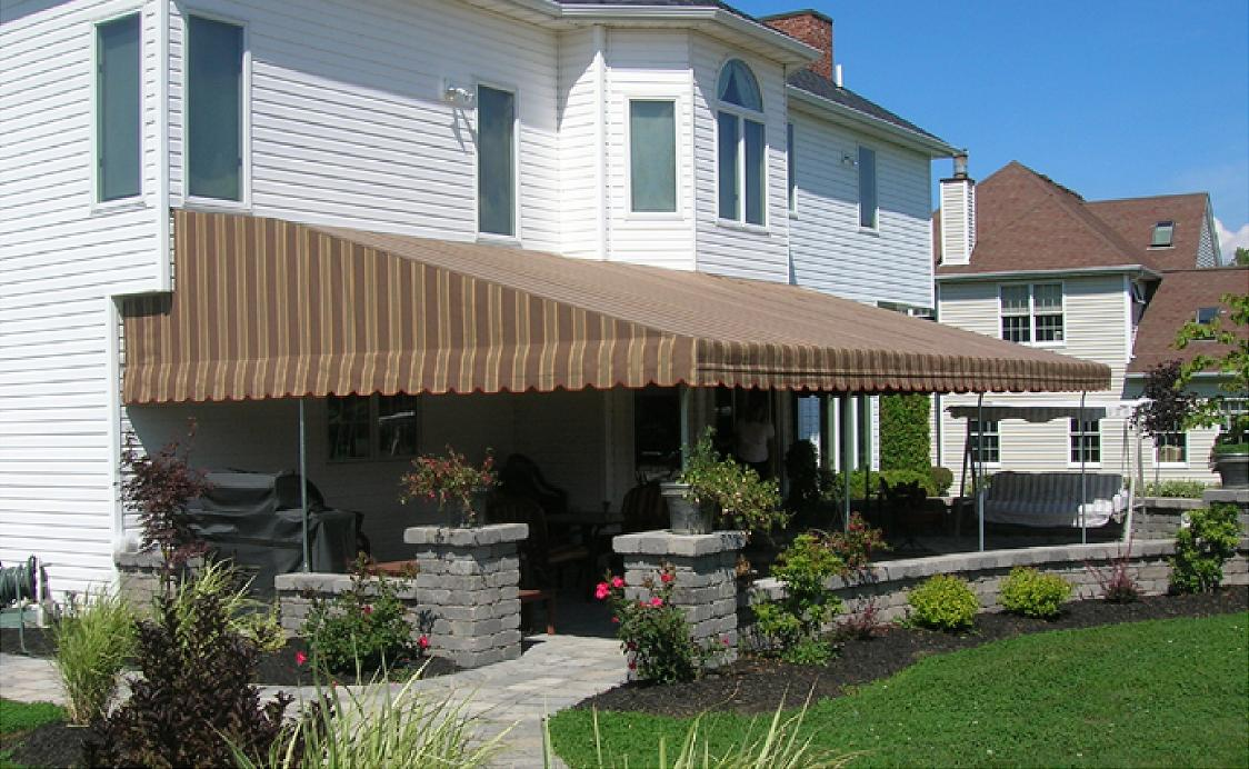 Get Cozy With Sunsetter Awnings Near You The Blinds Side