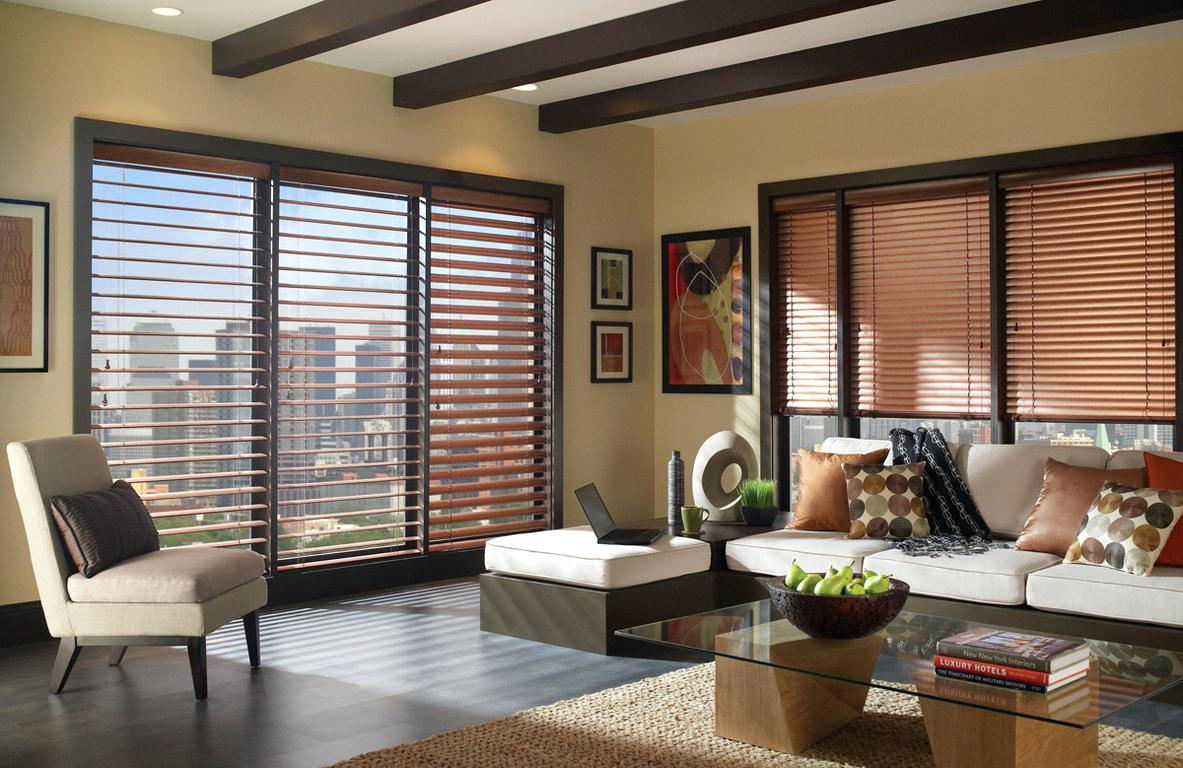 Remote Controlled Shades